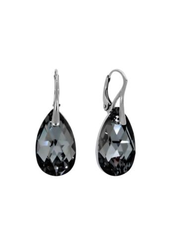 10003536 Kolczyki srebrne pr.925 z kryształami