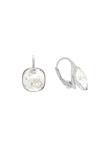 10003892 Kolczyki srebrne pr.925 z kryształami