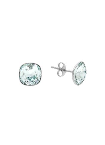 10003898 Kolczyki srebrne pr.925 z kryształami