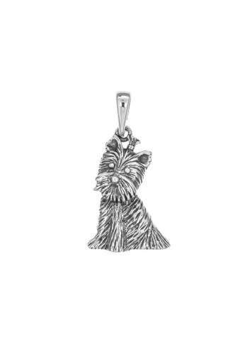 10008731 Wisiorek srebrny pr.925
