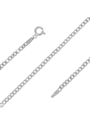 10003304 Łańcuszek srebrny pr.925 - 42 cm